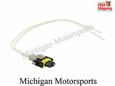 Vehicle Speed Sensor VSS Connector Pigtail Harness T5 700R4 4L60 4L60E 90-95 GM