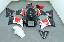 RG500 BODY WORK SET, FAIRING SET, COWLING SET Red/White/Black No.9��RG400