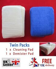 2 CLEANING PADS CAR WINDOW SCREEN For Cleaning Wiping Drying Demisting Sponge