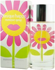 (129,95EUR/100ML) 100ML CLINIQUE - HAPPY SUMMER 2013 - EAU DE TOILETTE SPRAY NEU