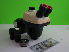 (1) Leica StereoZoom 4 Microscope As Is