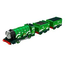 FLYING SCOTSMAN Motorised Battery Engine TRACKMASTER Train Track Tomy THOMAS