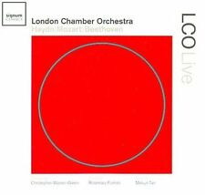 London Chamber Orchestra Performs Haydn, Mozart & Beethoven New CD
