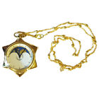 Sailor Moon Moonlight Memory 20th Anniversary Crystal Necklace Pocket Watch