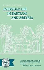 Everyday Life In Babylon and Assyria-ExLibrary
