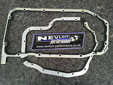 Z20LET Z20LEH GENUINE O.E ELRING UPPER & LOWER SUMP PAN GASKETS