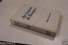LES CONJURES DE MANAGUA ROBERT GAILLARD EO 1968
