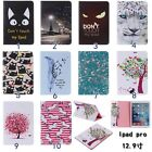 New Pattern Flip Stand Case TPU Leather Cover For Apple iPad/Samsung Galaxy Tab