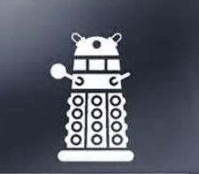 Doctor Who Dalek Vinyl window car truck sticker decal funny JDM