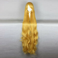 150cm Blonde Wavy GOSICK-Victorique De Blois Fashion Costume Party Cosplay Wig