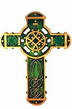 Irish Celtic Wall Cross from Gifts of Faith SKU ES560