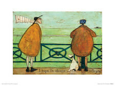 Sam Toft (I Hope I'm Always with You) Art Prints PPR44460 ART PRINT 30cm x 40cm
