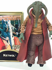 KETWOL~  Mint Complete~ Star Wars~Power of the Jedi~ 2001~ POTJ~