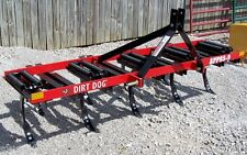 New Dirt Dog  9 SK All Purpose Plow, Tiller, Ripper *WE CAN SHIP CHEAP*