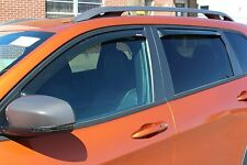Jeep Cherokee 2014 - 2016 In-Channel Vent Visors 4 pc
