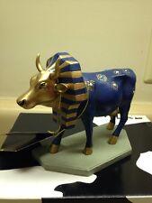 Cow Parade Tutancowmon Figurine New N Box With Hang Tag. Free Shipping