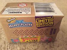 New Shopkins Happy Places Limited Edition Surprise Delivery Home Collection Pack