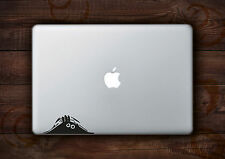 "Peeking Monster Sticker Decal Vinyl Apple Macbook Air/Pro 11"" 12"" 13"" 15"" inch"