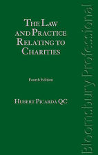 Law and Practice Relating to Charities, Hubert Picarda, Excellent Book