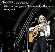ROGER HODGSON - LIVE IN STUTTGART WITH THE PHILHARMONIKER ORCHESTRA 2013 (DVD)