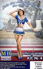 MASTERBOX-pin-up girls mujeres 1 figure Suzie - 1:24 (32/35) modelo-kit EE. UU.