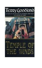 TERRY GOODKIND __ TEMPLE DE WINDS ___ MANCHADO EN TIENDA ____ ENVÍO GRATIS EN RU