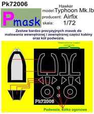 HAWKER TYPHOON MK.IB PAINTING MASK TO AIRFIX KIT #72006 1/72 PMASK