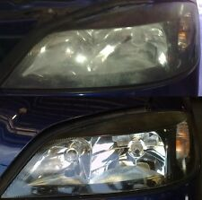 Glassylite Headlight Lens Restoration Kit Restore New Polish Glassy Lite light