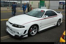 Nissan Skyline R33 2 Dr Nismo 400r Style Side Skirts