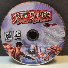 Jade Empire: Special Edition (PC, 2007) DISC ONLY