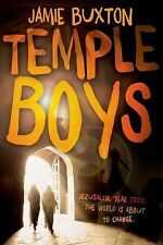 Temple Boys by Jamie Buxton (2015, Hardcover)NEW