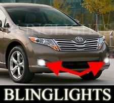 2009-2012 Toyota Venza Xenon Halogen Fog Lamps Driving Lights foglights Kit