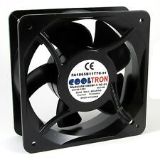 110V / 115V / 120V AC Cooling Fan. 180mm x 65mm HS (HS1865A)