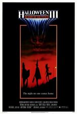 HALLOWEEN III: SEASON OF THE WITCH Poster 1982 [Licensed-NEW] 27x40 Theater Size