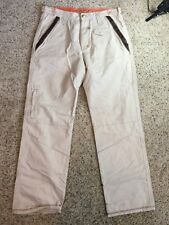 COOGI Mens Pants Trap And Skeet Competition Tan Size 34x34 Ked