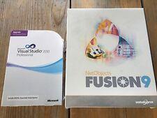 Microsoft Visual Studio Professional 2010 Deutsch mit MwSt-Rechnung