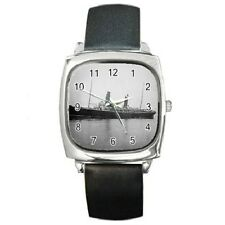 RMS LUCANIA SHIP WATCH SQUARE WRISTWATCH **LOVELY ITEM**