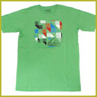 Quiksilver T-Shirt Mens *Size: S Small* GREEN Quicksilver Tee Premium Authentic.