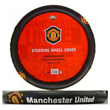 EPL Manchester United Car Steering Wheel Cover