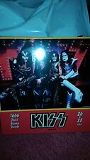 Kiss puzzle, Reunion Red Box, Brand New and Sealed