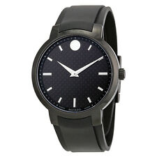 Movado Gravity Black Ion-plated Stainless Steel Mens Watch 0606849