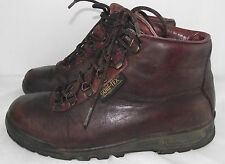 VTG Made in Italy Vasque Skywalk Leather Hiking Boots Mens 7M Womens 8.5 cowhide