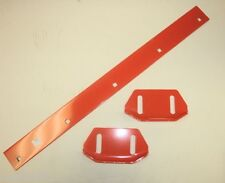 [ROT] [5568] (2) & [5566] Ariens Snowblower Skid Shoe & Scraper Kit 24599 10164