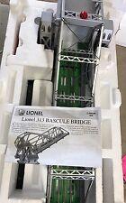 LIONEL O-GAUGE #6-12948 BASCULE BRIDGE 313