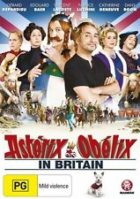 Asterix and Obelix: In Britain NEW R4 DVD