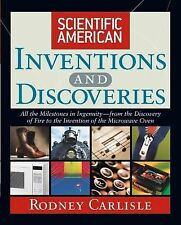 Scientific American Inventions and Discoveries : All the Milestones in Ingenuity