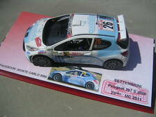 NEW DECAL 1 43 PEUGEOT 207 S2000 N°26 Rally WRC monte carlo 2011 montecarlo