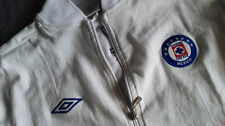 Team Cruz Azul Women Official Soccer Away Jacket Umbro Size M 2012
