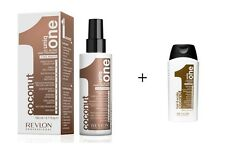 Uniq One Coconut, All In One Hair Treatment 150ML+Conditioning Shampoo 300 Ml