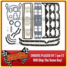 New SBC Chevy Mr. Gasket Kit 283 327 350 383 Complete Overhaul Gasket Set # 7100